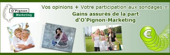 o pignon marketing